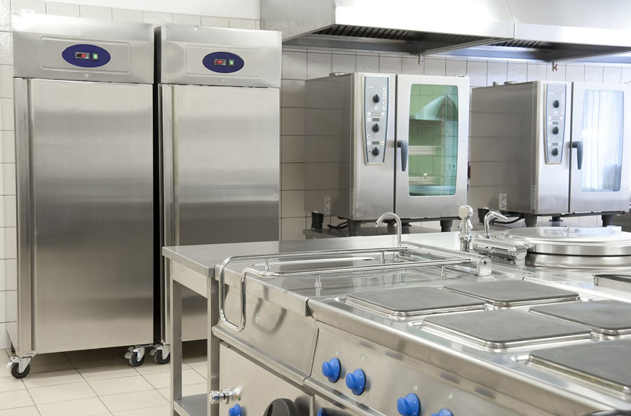 Commercial Kitchen Equipment Installation