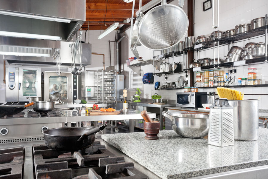 Commercial Kitchen Planning & Design | OnPoint